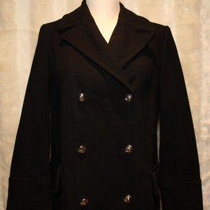 ZARA Trafaluc Wool Pea Coat